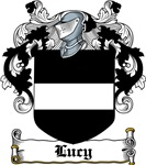 Lucy Coat of Arms, Family Crest