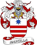 Marcilla Coat of Arms, Family Crest