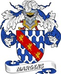 Margens Coat of Arms, Family Crest