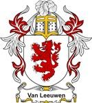 Van Leeuwen Coat of Arms