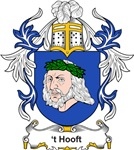 t' Hooft Coat of Arms, Family Crest