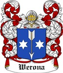 Werona Coat of Arms, Family Crest
