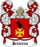 Jezierza Coat of Arms, Family Crest