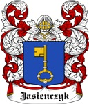Jasienczyk Coat of Arms, Family Crest