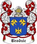 Brodiz Coat of Arms, Family Crest