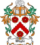 Whyte Coat of Arms, Family Crest