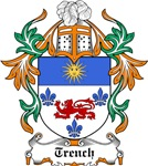 Trench Coat of Arms, Family Crest