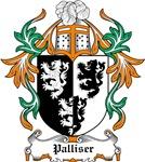 Palliser Coat of Arms, Family Crest