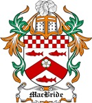 <strong>MacBride</strong> Coat of Arms, Family Crest