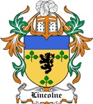 Lincolne Coat of Arms, Family Crest