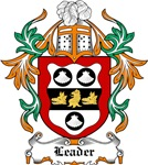 Leader Coat of Arms, Family Crest
