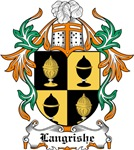 Langrishe Coat of Arms, Family Crest