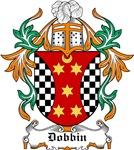 Dobbin Coat of Arms, Family Crest