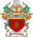 Burroughs Coat of Arms, Family Crest