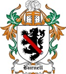 Burnell Coat of Arms, Family Crest