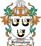 Bellingham Coat of Arms, Family Crest