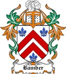 Bamber Coat of Arms, Family Crest