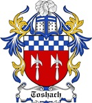 Toshach Coat of Arms, Family Crest