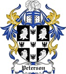 Peterson Coat of Arms, Family Crest