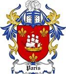 Paris Coat of Arms, Family Crest