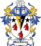MacInroy Coat of Arms, Family Crest