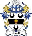 Ewell Coat of Arms, Family Crest