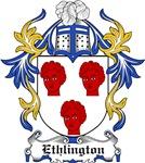 Ethlington Coat of Arms, Family Crest