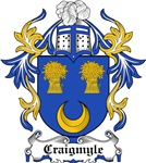 Craigmyle Coat of Arms, Family Crest