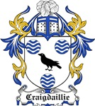 Craigdaillie Coat of Arms, Family Crest