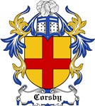 Corsby Coat of Arms, Family Crest