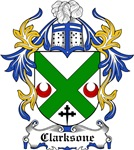 Clarksone Coat of Arms, Family Crest