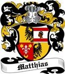 Matthias Coat of Arms, Family Crest