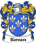 Narvaez Coat of Arms, Family Crest