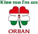 Orban Family