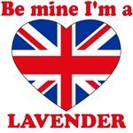 Lavender, Valentine's Day