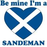 Sandeman, Valentine's Day