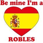Robles, Valentine's Day