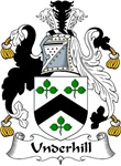Underhill Family Crest