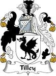 Tilley Family Crest