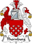 Thornburg Family Crest