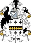 Tetley Family Crest