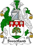 Sweetland Family Crest
