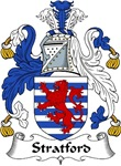Stratford Family Crest