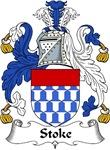 Stoke Family Crest