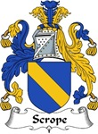 Scrope Family Crest