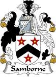 Samborne Family Crest