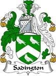 Sadington Family Crest