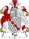 Pye Family Crest