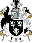 Prous Family Crest