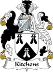 Kitchens Family Crest